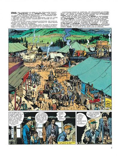 Page 3 Blueberry tome 8 - l'homme au poing d'acier