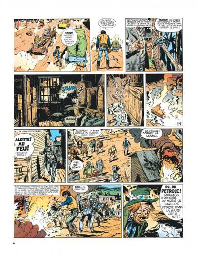 Page 6 Blueberry tome 8 - l'homme au poing d'acier
