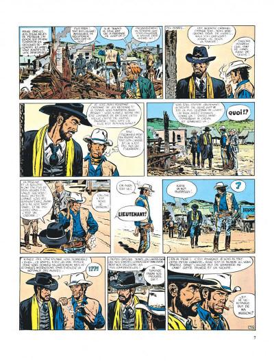 Page 7 Blueberry tome 8 - l'homme au poing d'acier