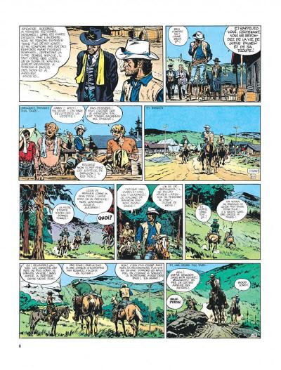 Page 8 Blueberry tome 8 - l'homme au poing d'acier