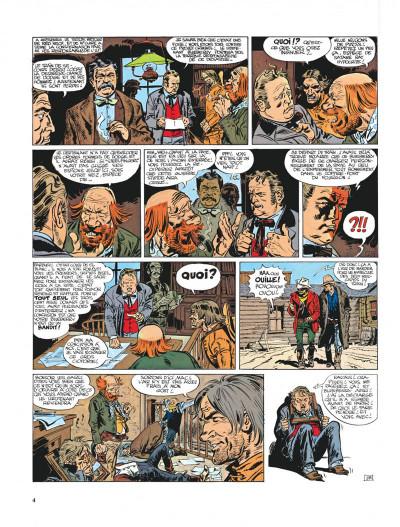 Page 4 Blueberry tome 9 - la piste des sioux