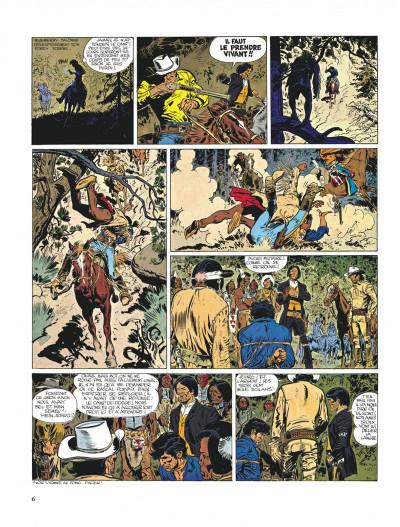 Page 6 Blueberry tome 9 - la piste des sioux