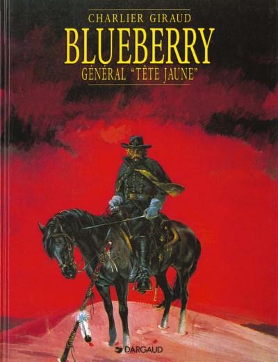 Couverture Blueberry tome 10 - le général tête jaune
