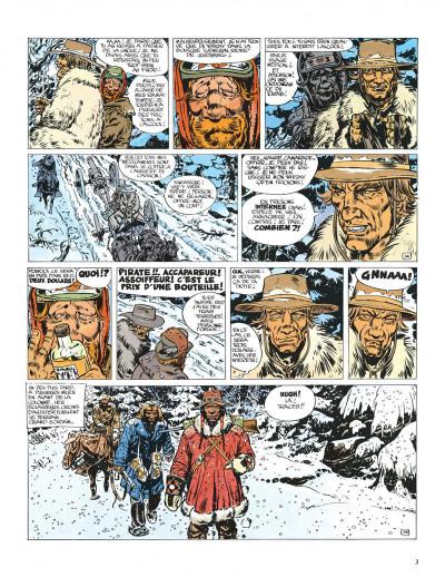 Page 3 Blueberry tome 10 - le général tête jaune