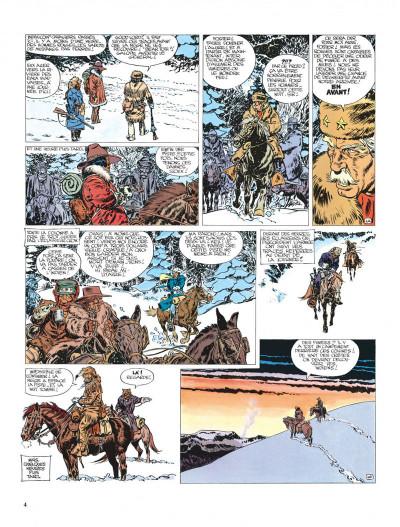 Page 4 Blueberry tome 10 - le général tête jaune