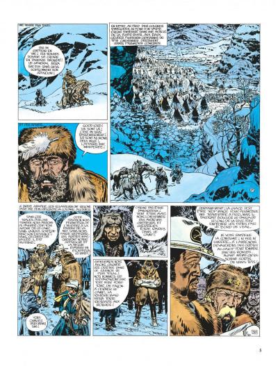 Page 5 Blueberry tome 10 - le général tête jaune