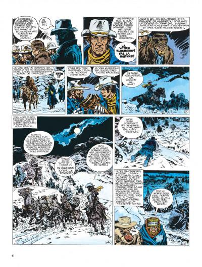Page 6 Blueberry tome 10 - le général tête jaune