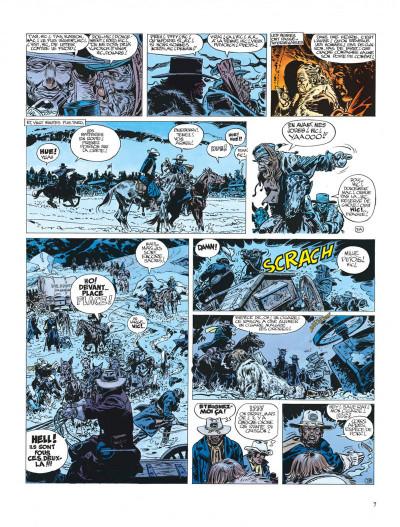 Page 7 Blueberry tome 10 - le général tête jaune