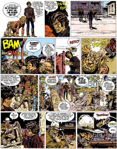 Page 2 Blueberry tome 11 - la mine de l'allemand perdu