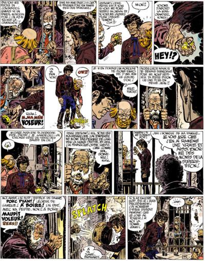 Page 5 Blueberry tome 11 - la mine de l'allemand perdu