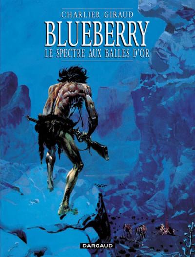 Couverture Blueberry tome 12 - le sceptre aux balles d'or