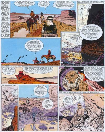 Page 2 Blueberry tome 12 - le sceptre aux balles d'or