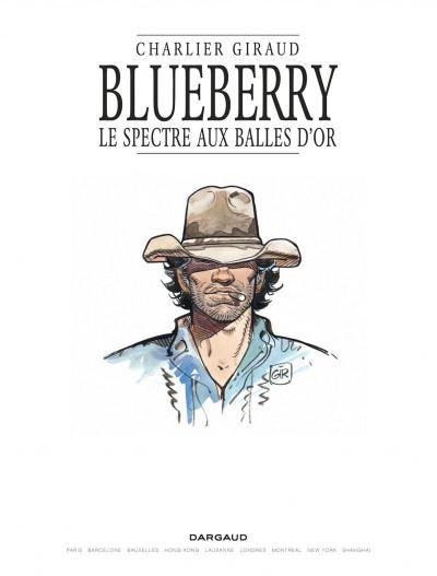 Page 3 Blueberry tome 12 - le sceptre aux balles d'or