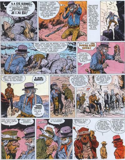 Page 4 Blueberry tome 12 - le sceptre aux balles d'or
