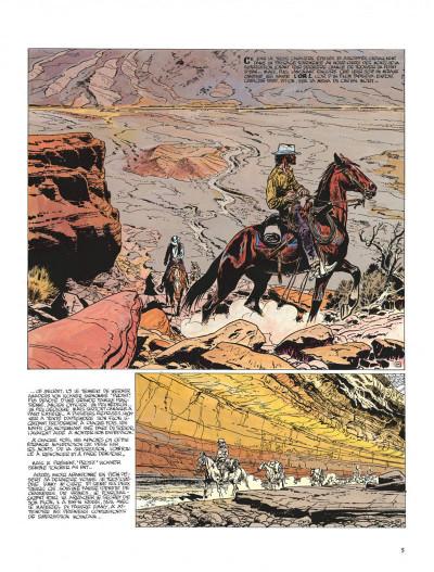 Page 5 Blueberry tome 12 - le sceptre aux balles d'or