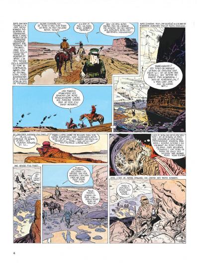 Page 6 Blueberry tome 12 - le sceptre aux balles d'or