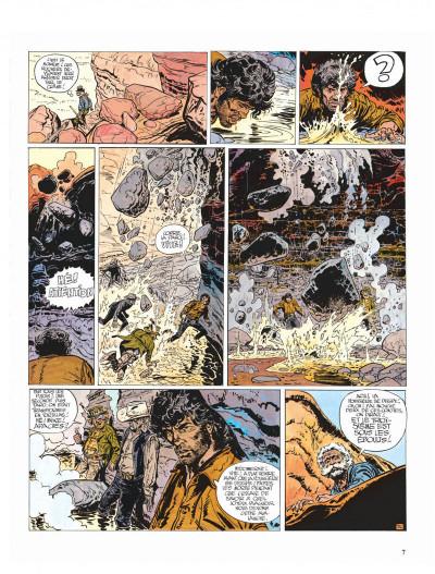 Page 7 Blueberry tome 12 - le sceptre aux balles d'or
