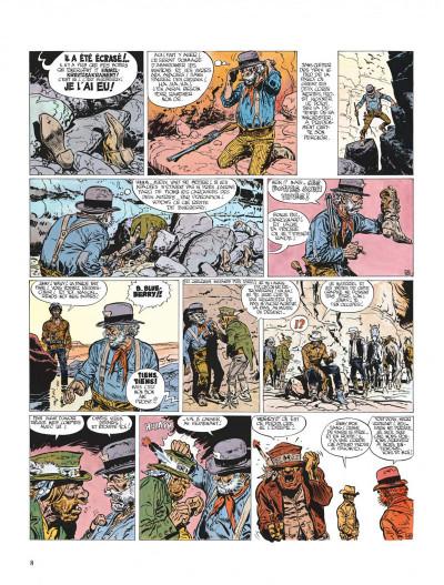 Page 8 Blueberry tome 12 - le sceptre aux balles d'or