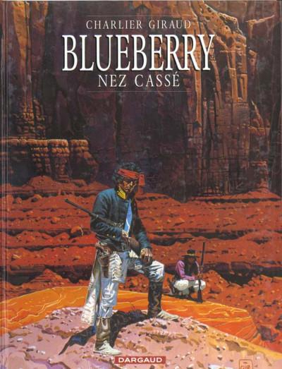 Couverture Blueberry tome 18 - nez cassé