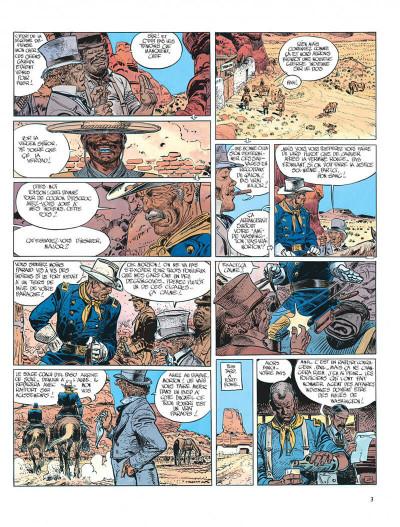 Page 3 Blueberry tome 18 - nez cassé