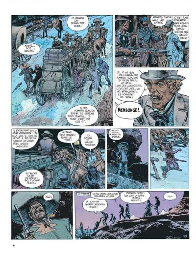 Page 6 Blueberry tome 18 - nez cassé