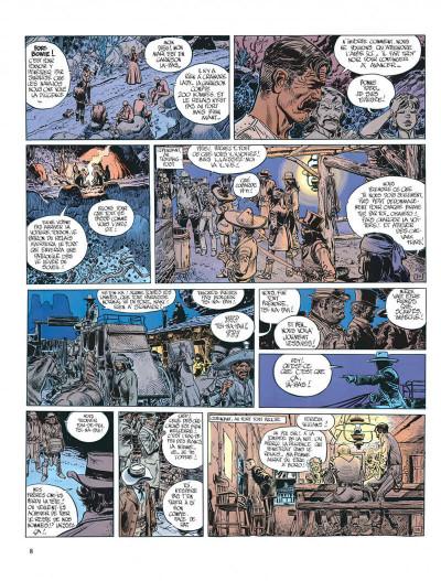Page 8 Blueberry tome 18 - nez cassé