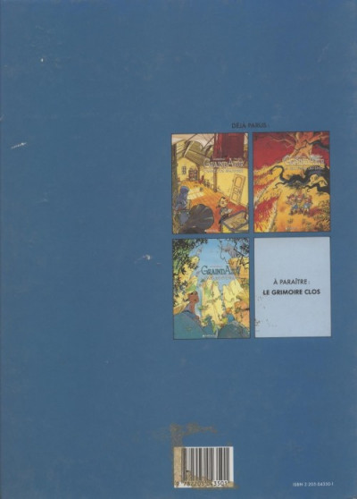 Dos Graindazur tome 3 - la voix mystérieuse