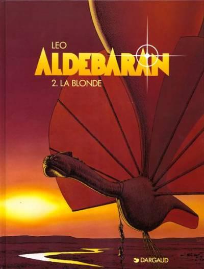 Couverture Aldébaran tome 2 - la blonde