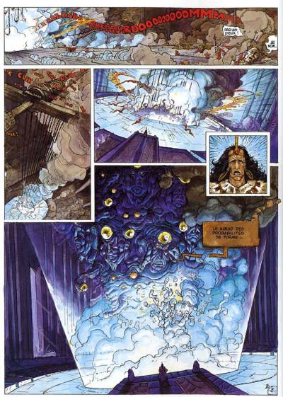 Page 2 Chroniques de la lune noire tome 1 - le signe des ténèbres