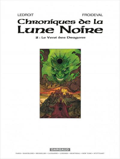 Page 3 Chroniques de la lune noire tome 2 - le vent des dragons