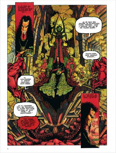 Page 6 Chroniques de la lune noire tome 2 - le vent des dragons