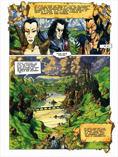 Page 7 Chroniques de la lune noire tome 2 - le vent des dragons