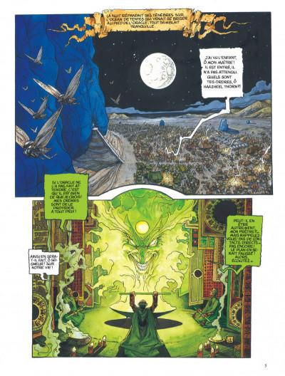 Page 5 Chroniques de la lune noire tome 3 - la marque des démons