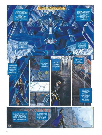 Page 6 Chroniques de la lune noire tome 3 - la marque des démons
