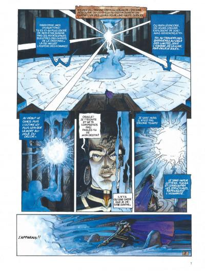 Page 7 Chroniques de la lune noire tome 3 - la marque des démons