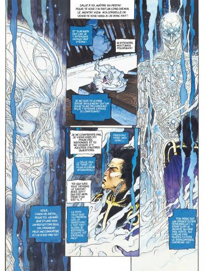 Page 8 Chroniques de la lune noire tome 3 - la marque des démons