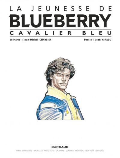 Page 1 La jeunesse de blueberry tome 3