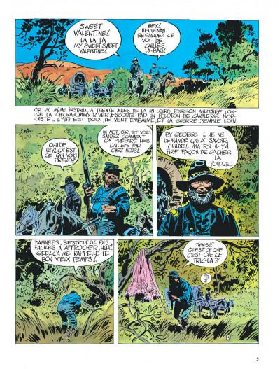 Page 5 La jeunesse de blueberry tome 3