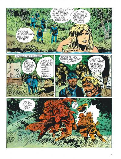 Page 7 La jeunesse de blueberry tome 3