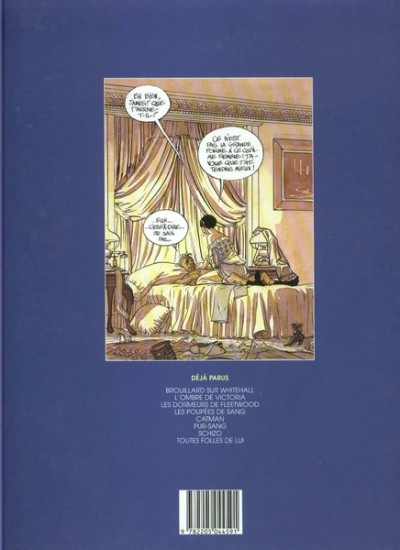 Dos Cliff Burton tome 8