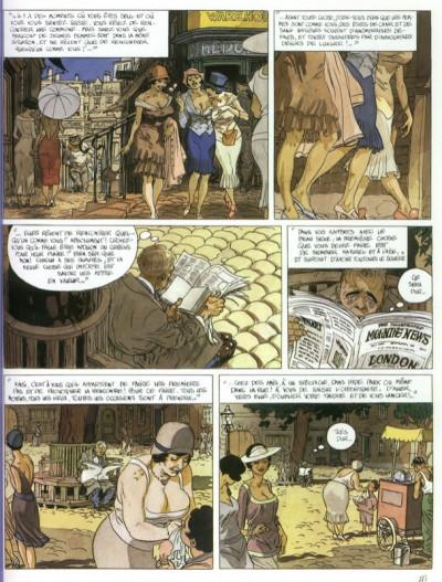 Page 1 Cliff Burton tome 8