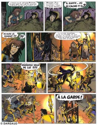 Page 1 Percevan tome 9 - l'arcantane noire
