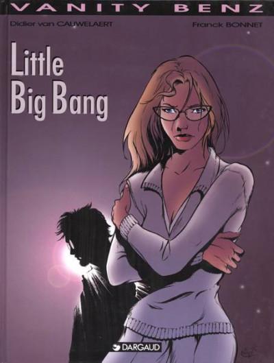 Couverture Vanity Benz tome 4 - little big bang