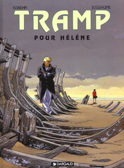 Couverture Tramp tome 4 - pour hélène