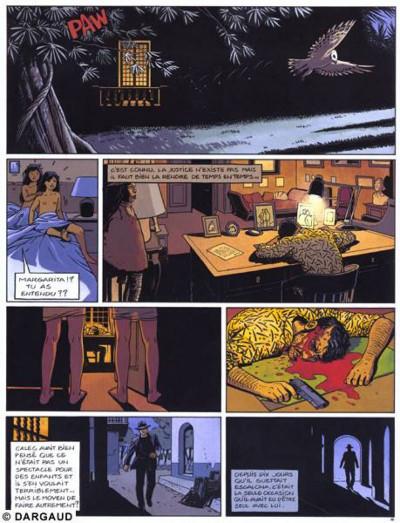 Page 1 Tramp tome 4 - pour hélène
