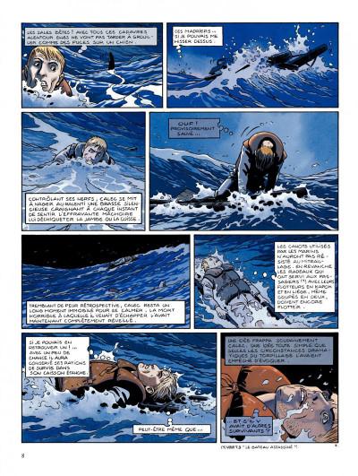 Page 2 Tramp tome 4 - pour hélène