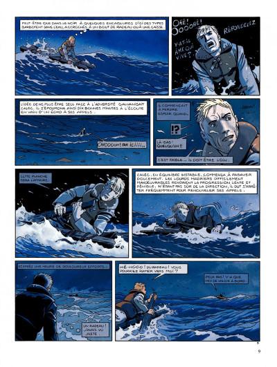Page 3 Tramp tome 4 - pour hélène