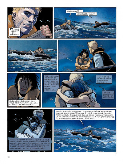 Page 4 Tramp tome 4 - pour hélène