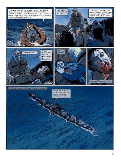 Page 5 Tramp tome 4 - pour hélène