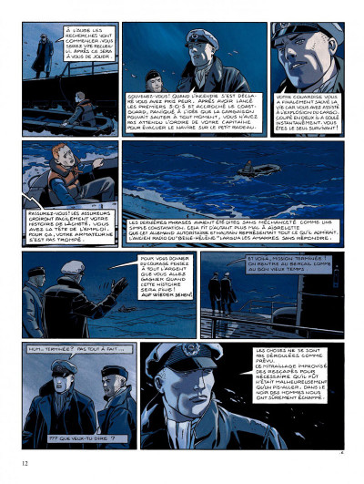 Page 6 Tramp tome 4 - pour hélène